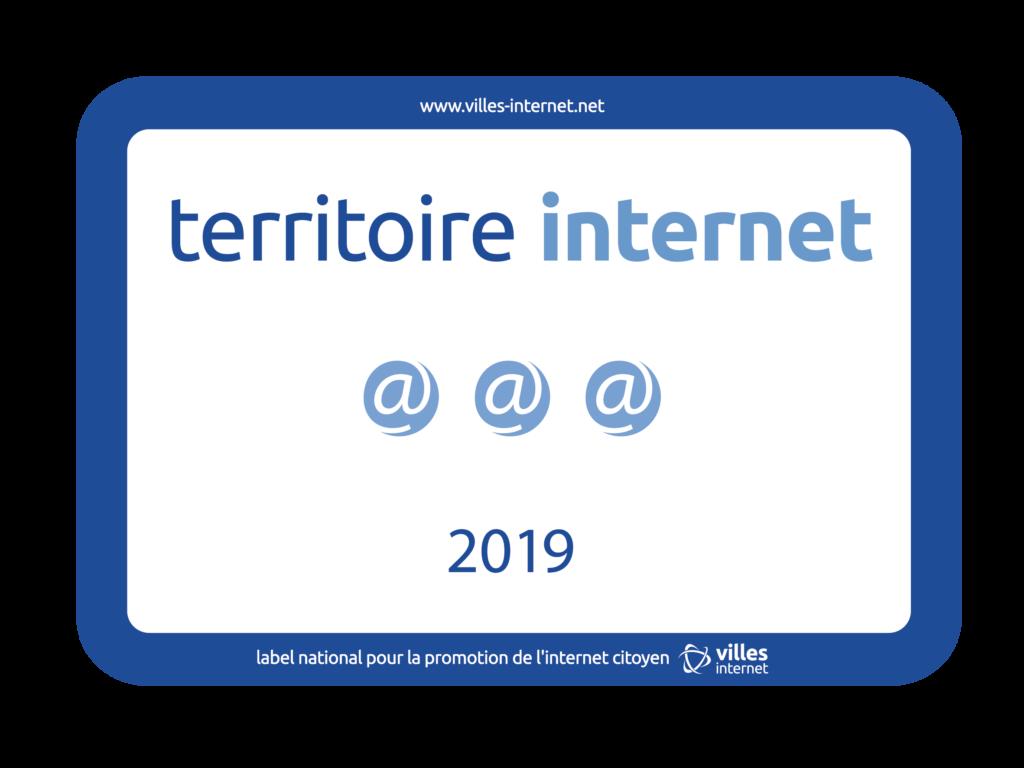 Logo territoire Internet