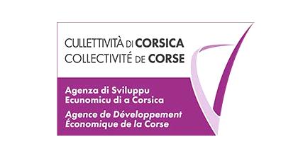 Logo de Agence de développement économique de la Corse