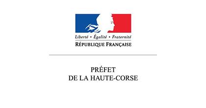 Logo de la préfecture de Haute-Corse